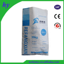30kg bag Eco-friendly pp woven bag fertilizer bags for hot sale