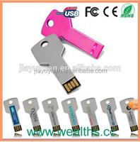 Portable Key USB Drive with Custom Logo,2GB/4GB/8GB Key USB Drive