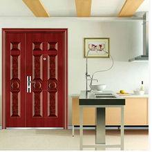 puerta acordeón acero ( YF-SM12)