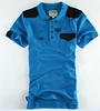 OEM service 100% polo t-shirt cool cotton shirts cool cotton shirts