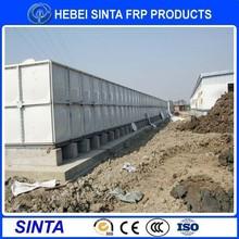 la agricultura seccional de agua del tanque de almacenamiento