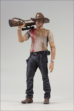 custom walking dead action figure,resin action figure