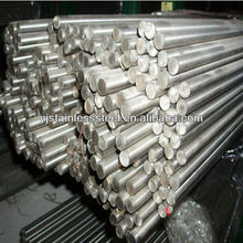 304L round satinless steel bar with mill finished