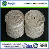 High insulation Ceramic Fiber Cloth