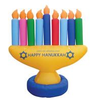 Giant hanukkah inflatables for decoration