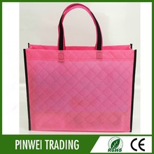 wholesale custom boutique biodegradable woman fashion luxury shopping bag design