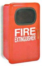 FireTech Fiberglass Fire Extinguisher Cabinets