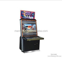 Entertaining and Simulating Amusement Park Fighting arcade Game Machine Coin Operated game machine for sale