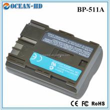 Camera battery for Canon Canon EOS 20D 20Da 30D 40D 50D 5D D30 D60 G5 G6 Pro1 Pro70