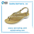 la mayoría de italia sandalia de moda correa de la señora sandalia de moda