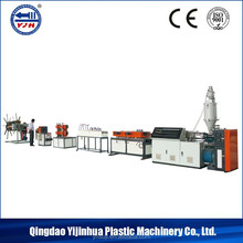 Hot-sale new brand PP corrugated pipe production line PP water-seepage extrusion machine