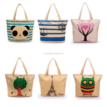 Wholesale New Production Alibaba USA Online Hot Sale Recyclable Nature Cotton personalized shopping bags