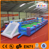 classic sport best inflatable human foosball table court for sall