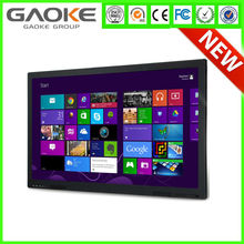 Hot sale multimedia machines 70 inch LED TV 1080p lcd touchscreen monitor with built in computer for sale