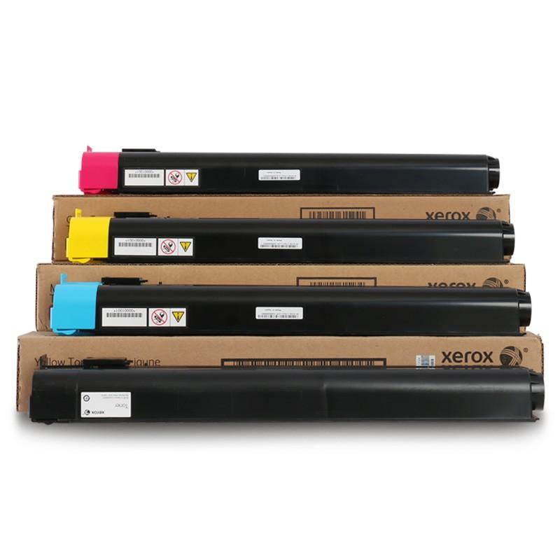 Poudre de toner couleur utilisé pour xerox7775 Compatible avec xerox242/252/7500/6500 Cartouche de Toner