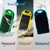 Smart phone solar charger from china supplier with 5000mAh