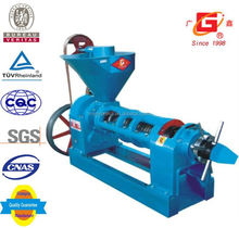 Automatic machine first pressed natural castor oil presser Crude Oil refinery
