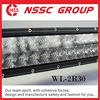 Factory Direct Wholeale Dropship Aluminum Eenclosures Dual Row Array Off Road/4X4/Heavy Machine/Emergency Vehicle LED Light Bar
