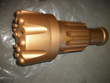 M60-155.5mm fast drilling DTH rock bits for mining and water well drilling