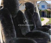 Top Quality Hot Sale Sheepskin Fur Cute Car Seat Cover with Factory Price
