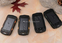 Cheap 3G 2.4 inch dual core Rugged android mobiile phone V10 dustproof waterproof cell phone