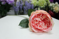 centerpieces for wedding artificial rose flowers