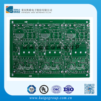 Audio power supply amplifier 2 layer osp 1.6mm thickness boards Electronic circuit board pcb design