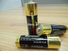 AM - 3 AA alkaline dry battery / 1.5v