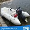470cm inflatable fiberglass deep V hull fishing boat