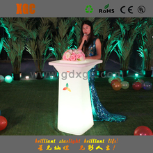 portable cocktail tables , banquet cocktail table,s cocktail table glowed