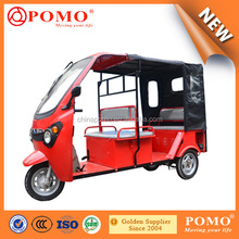 The Green Money-making Machine 800w / 1000w Electric Passenger Tricycle With 5 Passenger Seats