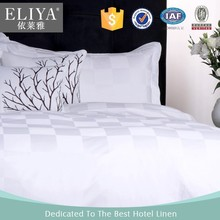 ELIYA Wholesale 100% White Cotton Bed Sheets Sets