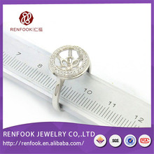 RenFook Factory latest design party 925 silver silver jewelry