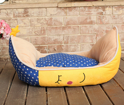 2016 Wholesale Two-Level Wooden Dog Bed / Dog House