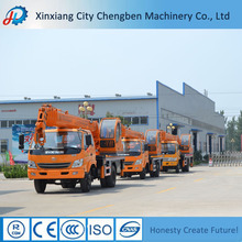 100% Fuctional BMC/T-King/Dongfeng Trucks Used Telescopic Crane
