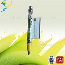cheap custom company logo advertising banner pens