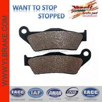 motorcycle parts peugeot 103 brake pad