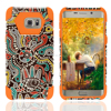 phone case for Samsung galaxy S6 edge plus, with ghost design printing, new products 2016