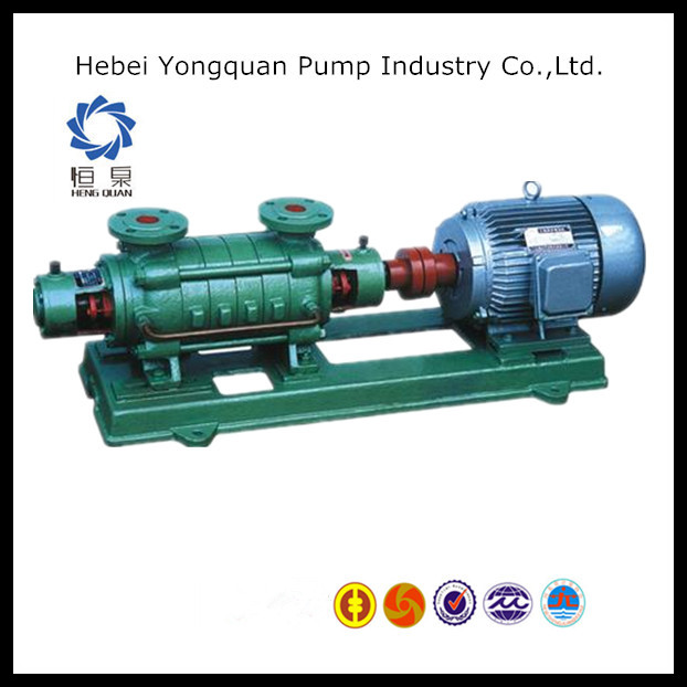 High Pressure Multi Stage Pump : Horizontal high pressure multistage centrifugal casting