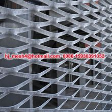 aluminum expanded metal auto grille
