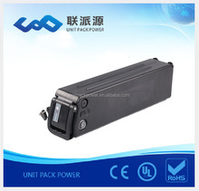 Ebike lithium battery 24 volt electric bicycle 24v li-ion battery charge with BMS+fast shipping