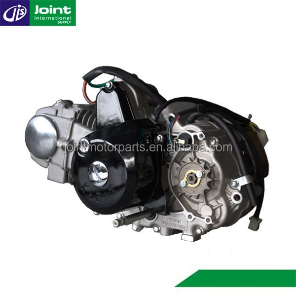 Types Of Motorcycle Engines: For Honda Wave 125cc 4 Stroke Motorcycle Engine 125cc