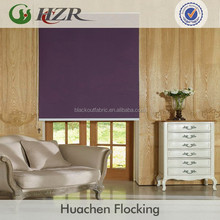 100% Polyester vertical blind fabric rolls blackout fabric