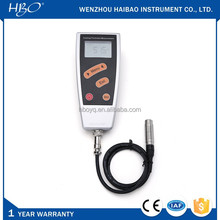 HC-200 portable digital magnetic and eddy current dual function coating thickness gauge
