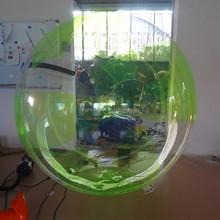 2015 hot fluorescent green inflatable water ball,inflatable water ball for sale
