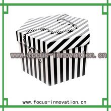 Caja de gorra de papel plegable más vendido