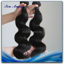 Tangle Free Large Stocks Cheap Brazilian Virgin Hair Bulk