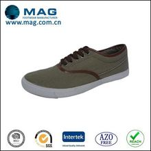 Best quality useful white canvas shoes no brand