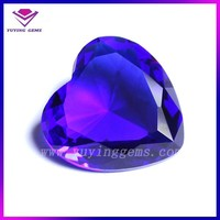 amethyst rough price heart loose gems synthetic glass