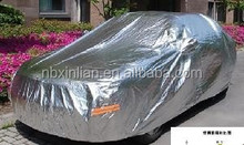 2015 Amreica Aluminum face Cotton added Hot Seller Car Cover